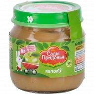 Пюре «Сады Придонья» яблоко, 80 г