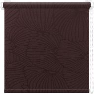 Рулонная штора «АС Март» Тати, шоколад, 85х175 см
