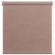 Рулонная штора «АС Март» Тати, Пыльная Роза, 57х175 см