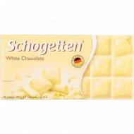 Шоколад белый «Schogetten» 100 г.