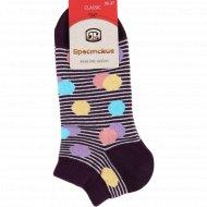 Носки женские «Брестские» размер 23, фиолетовые.