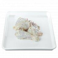 Шашлык из птицы в горчичном соусе, 1 кг., фасовка 0.9-1.1 кг