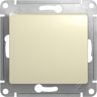 Нажимная кнопка «Glossa» CX1, 10AX, механизм, GSL000215ШЭ.