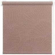 Рулонная штора «АС Март» Тати, Пыльная Роза, 78х175 см