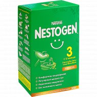 Молочко «NESTOGEN 3» для комфортного пищеварения, с 12 месяцев, 300 г.