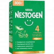 Молочко «NESTOGEN 4» для комфортного пищеварения, с 18 месяцев, 300 г.