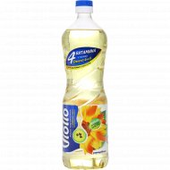 Подсолнечное масло «Violio» с маслом виноградной косточки, 1 л.
