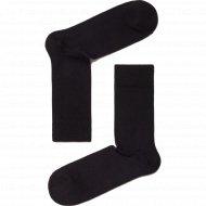 Носки мужские «Esli Classic» размер 29, черный.