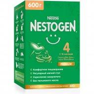 Молочко «NESTOGEN 4» для комфортного пищеварения, с 18 месяцев, 600 г.