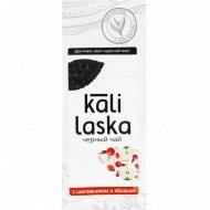 Чай чёрный «Kali Laska» с шиповником и яблоком, 100 г.