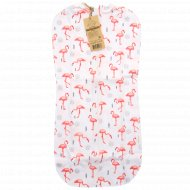 Пелёнка-кокон «Фламинго» КЕ0124.