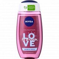 Гель для душа «Nivea» свежесть пиона с витамином С, 250 мл