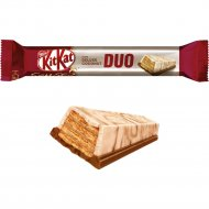 Шоколад «Kit Kat» Senses taste deluxe coconut с хрустящей вафлей, 58г