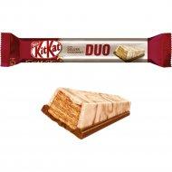 Шоколад «Kitkat» со вкусом кокоса и миндаля с хрустящей вафлей, 58 г