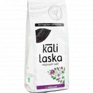 Чай чёрный «Kali Laska» с чабрецом, 100 г.