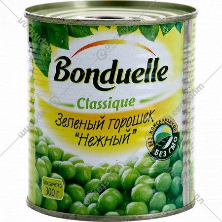 Горошек зелёный «Bonduelle» нежный, 300 г.