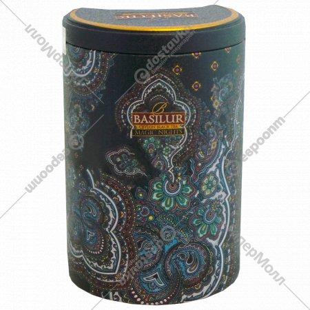 Чай черный «Basilur» волшебные ночи листовой 100 г.