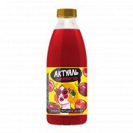 Напиток «Актуаль» с соками вишни, черешни, со вкусом карамели, 930 г.