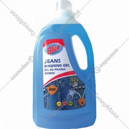 Гель для стирки «Blux» для джинсовой одежды, 1.5 л.