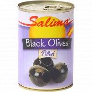 Оливки зеленые без косточки «Salima» стерилизованные, 280 г.