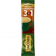 Кофейный напиток «Jacobs» cappuccino 3 в 1, 12.5 г.