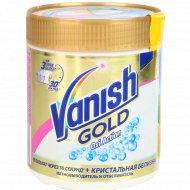 Пятновыводитель и отбеливатель «Vanish» Gold Oxi Action, 500 г.