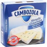 Сыр мягкий «Cambozola» 60%, 125 г.