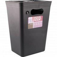 Контейнер для мусора« Stockholm» графит, 10 л.