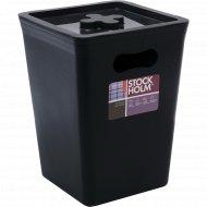 Контейнер для мусора« Stockholm» графит, 15 л.
