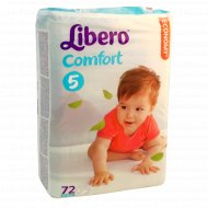 Подгузники «Libero» Comfort 5 (10-16 кг) 72 шт