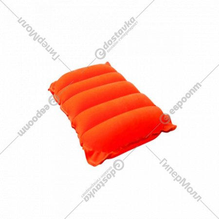 Подушка надувная «Intex» Bestway Flocked Air Travel Pillow.