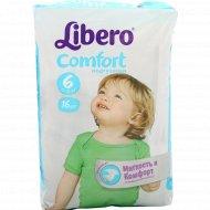 Подгузники «Libero Comfort» 12-22 кг, 16 шт.