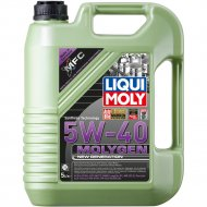 Масло моторное «Liqui Moly» Molygen New Generation, 5W-40, 8578, 4 л