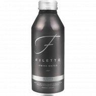 Вода питьевая «Filette» природная газированная, 473 мл