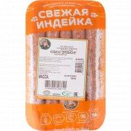 Колбаски «Деревенские» из мяса птицы, замороженные, 700 г