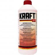 Антифриз «Kraft» KF109, G12/G12+, красный, 1.5 л