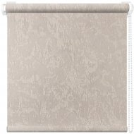 Рулонная штора «АС Март» Крисп, светло-бежевый, 52х175 см