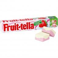 Жевательные конфеты «Fruittella» со вкусом клубничного йогурта, 41 г.