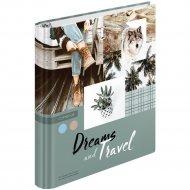 Тетрадь «Стиль.Dreams and travel» 120 л.