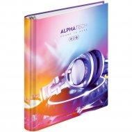 Тетрадь «Увлечения. Alphatech» 120 л.