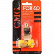 Свисток «Gold-FOX40» пластмассовый.
