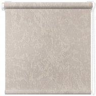 Рулонная штора «АС Март» Крисп, светло-бежевый, 85х175 см