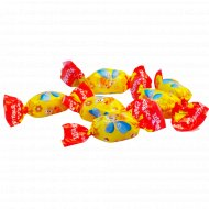 Конфеты «Бешеная пчёлка фрутти» весовые, 1 кг., фасовка 0.3-0.35 кг