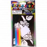 Игрушка-набор «Раскраска. Зверюшки» для детского творчества.