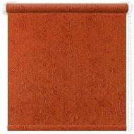 Рулонная штора «АС Март» Крисп, оранжевый, 48х175 см