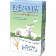 Каша овсяная «Бибикаша» на козьем молоке, 200 г.
