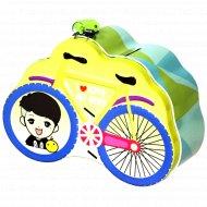 Копилка детская «Велосипед».