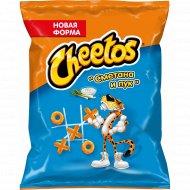 Кукурузные снеки «Cheetos» сметана и лук 55 г.