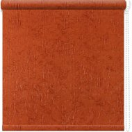 Рулонная штора «АС Март» Крисп, оранжевый, 78х175 см