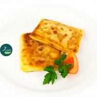 Блины с сыром и ветчиной «J.Cafe Bistro» замороженные, 215 г.